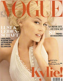 VOGUE Germany Magazine May 2008 KYLIE MINOGUE Elise Crombez ELENA MELNIK - magazinecult