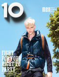 10 Ten Men Magazine Fall 2013 MATT MCGLONE Bastiaan Van Gaalen MATTHEW BELL