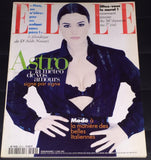 ELLE France Magazine June 1995 MONICA BELLUCCI Claudia Mason INES RIVERO