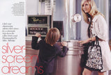 VOGUE US Magazine December 2006 NICOLE KIDMAN Angela Lindvall GEMMA WARD