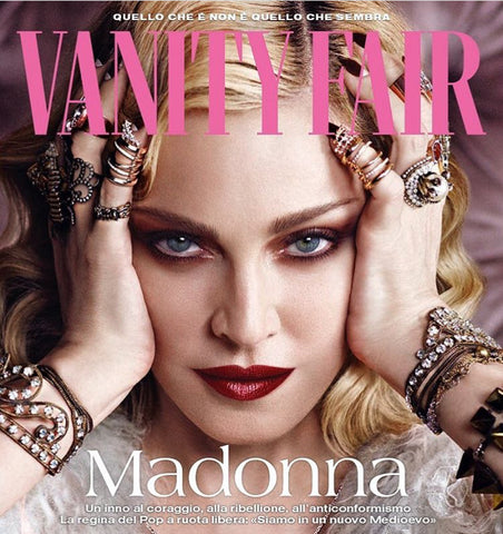 VANITY FAIR Italia Magazine June 2019 MADONNA by LUIGI & IANGO