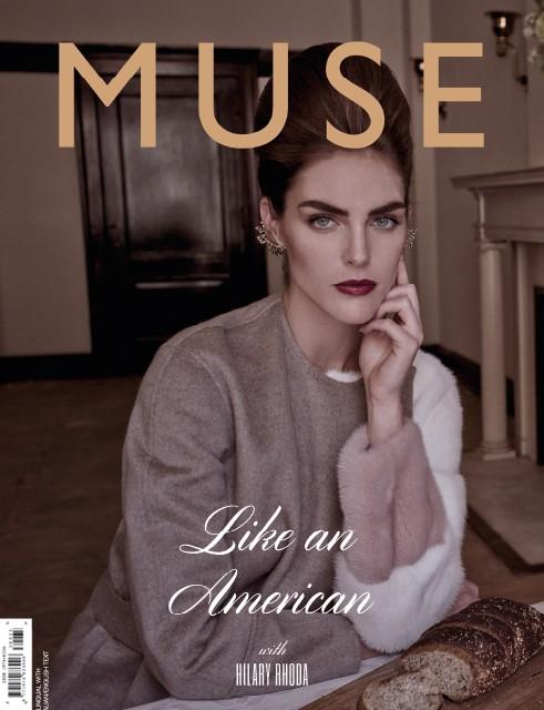 Muse Magazine 35 HILARY RHODA Lauren Hutton ASAP ROCKY Clement Chabernaud