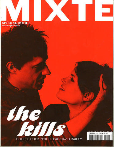 MIXTE Magazine 2005 RIANNE TEN HAKEN Natasa Vojnovic THE KILLS Cintia Dickers