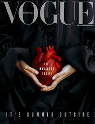 VOGUE Portugal June 2020 The Madness Issue cover #4