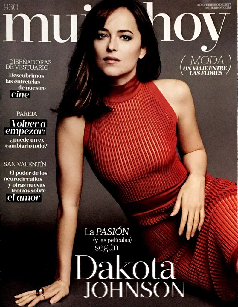 MUYJER HOY Magazine February 2017 DAKOTA JOHNSON One day Magazine