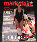 MARIE Claire Magazine Italy July 2017 NADJA BENDER by HANS FEURER Swimsuits