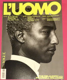 L' UOMO VOGUE Magazine July 2018 PHARRELL WILLIAMS The Relaunch Issue ENGLISH TEXT