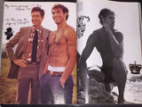 BRUCE WEBER 36 pages THE Return of Nicky Ballantine UOMO VOGUE Magazine