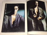 MONDO UOMO Fashion Magazine March 1988 FABRIZIO FERRI Jose Manuel Ferrater