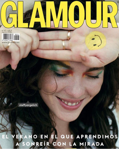 GLAMOUR Spain Magazine August 2020 STEFFY ARGELICH