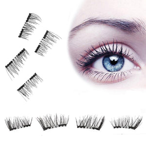 Magnetic Eyelashes - False Eye Accessorie