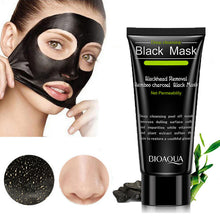 Blackhead Removal Face Cream Deep Cleansing Mud Black Acne Nose Blackhead Remover Treatments Facial Mask Makeup Cream