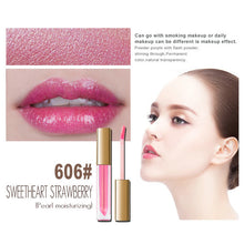 HENLICS 4pcs/set Makeup Set with 1 Magic Liquid Lipstick Temperature Changing Lipgloss 1 Makeup Primer 1 Mascara Pressed Powder