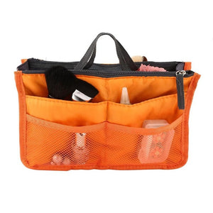 Pro Makeup Set Travel Bags Make Up Organizer Bag for Women Men Casual Multifunctional Cosmetic Makeup Toiletry Storage Handbag