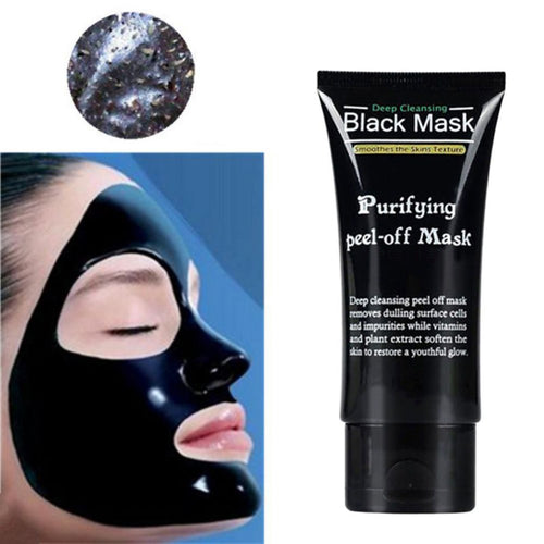 Blackhead Remover Deep Cleansing Black Mud Face Masks