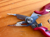 Micro Split Ring Pliers