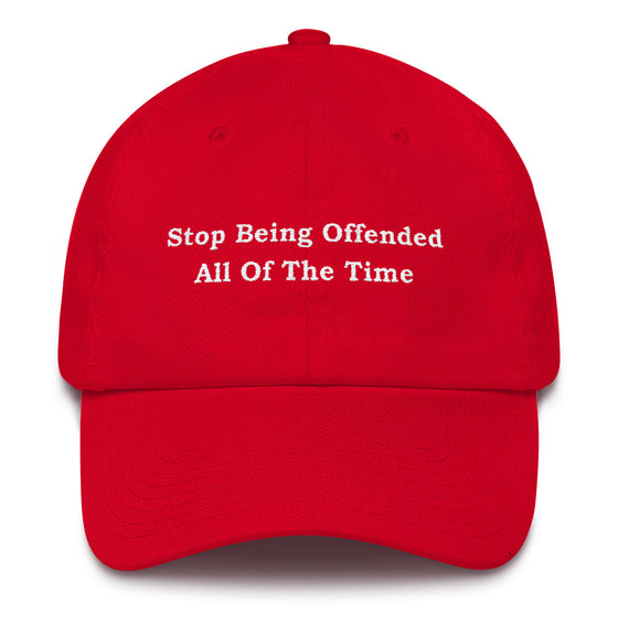 Stop Being Offended All Of The Time