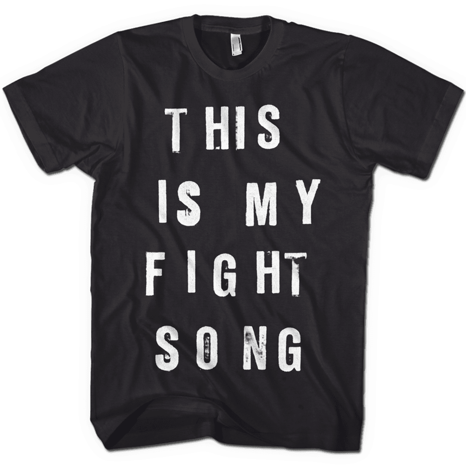 Fight Song Tee