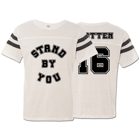 Stand By You Jersey Tee