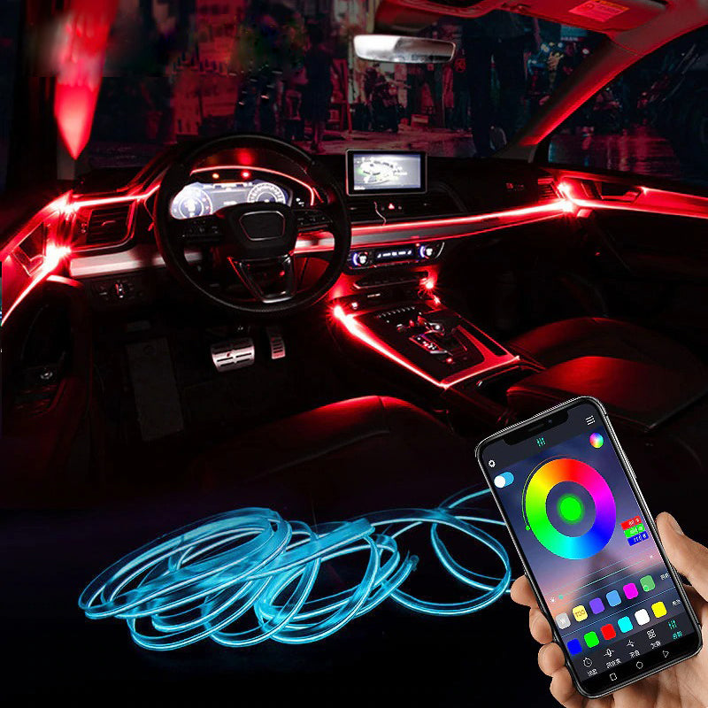 Ambient Glow Lighting RGB Strip