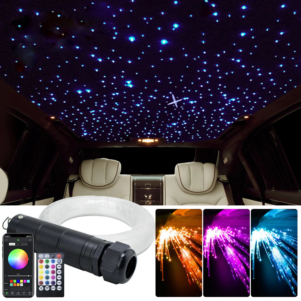 Ambient Star Lighting Kit