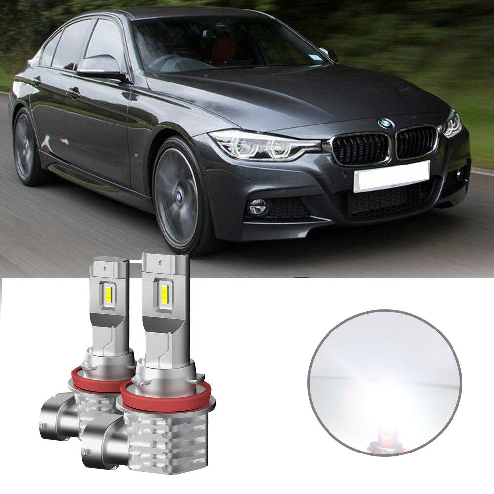 LED Fog Lamp Bulbs Replacement Kit