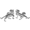 Chinese Tiger Cufflinks