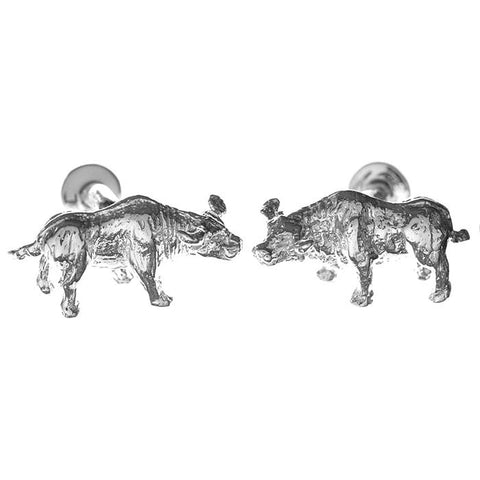 Chinese Ox Cufflinks