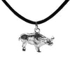 Chinese Ox Pendant