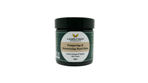 Pampering Hand Balm