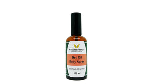Dry Oil Body Spray Aloe & Vitamin E