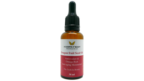 Dragon fruit seed oil