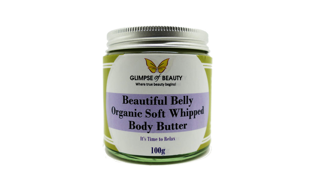 Beautiful Belly Body Butter