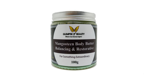 Mnagosteen Body Butter, Mangosten Oil