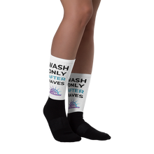 Load image into Gallery viewer, Sunburst Logo - Rave Socks