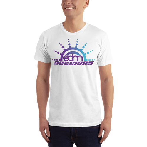 Sunburst Logo - Men's T-Shirt