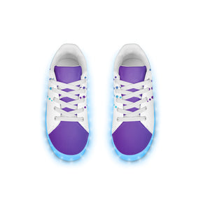 Sunburst Logo - Music Sync LED Sneaks