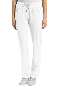 309P PANTALON WHITE CROSS