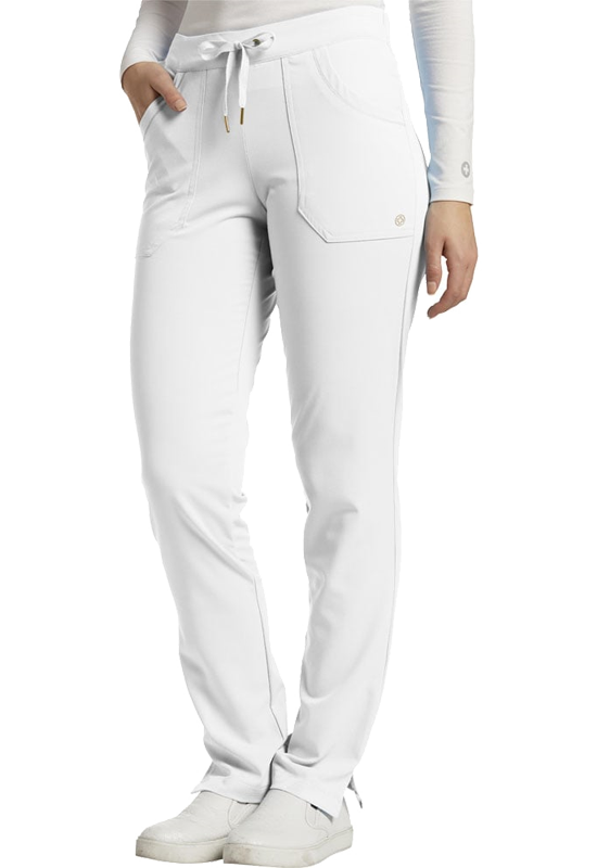 384 PANTALON WHITE CROSS