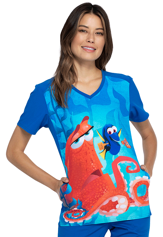 FILIPINA DISNEY DORY Y PULPO TF637