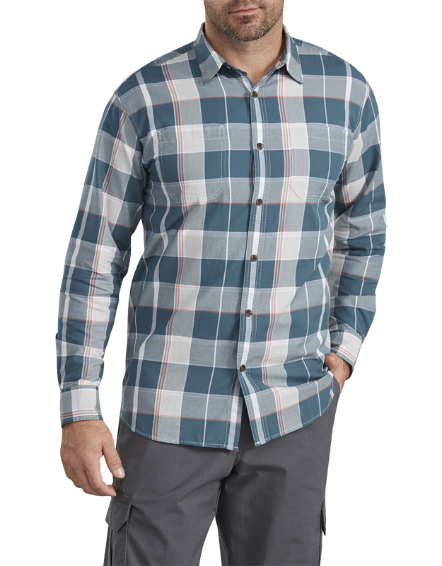 WL526 CAMISA DICKIES MEXICO