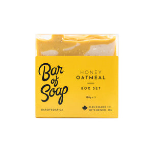 Honey Oatmeal (Back in Stock February 20th)
