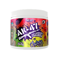 Ak-47 Paranoia + gratis Armband - Luxury Power Nutrition