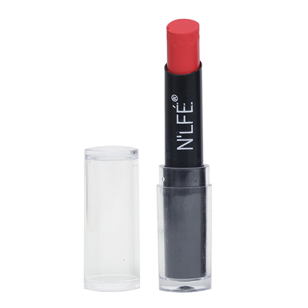N'LFE Lipstick Powder Matte - PM109 (Watermelon Pink)