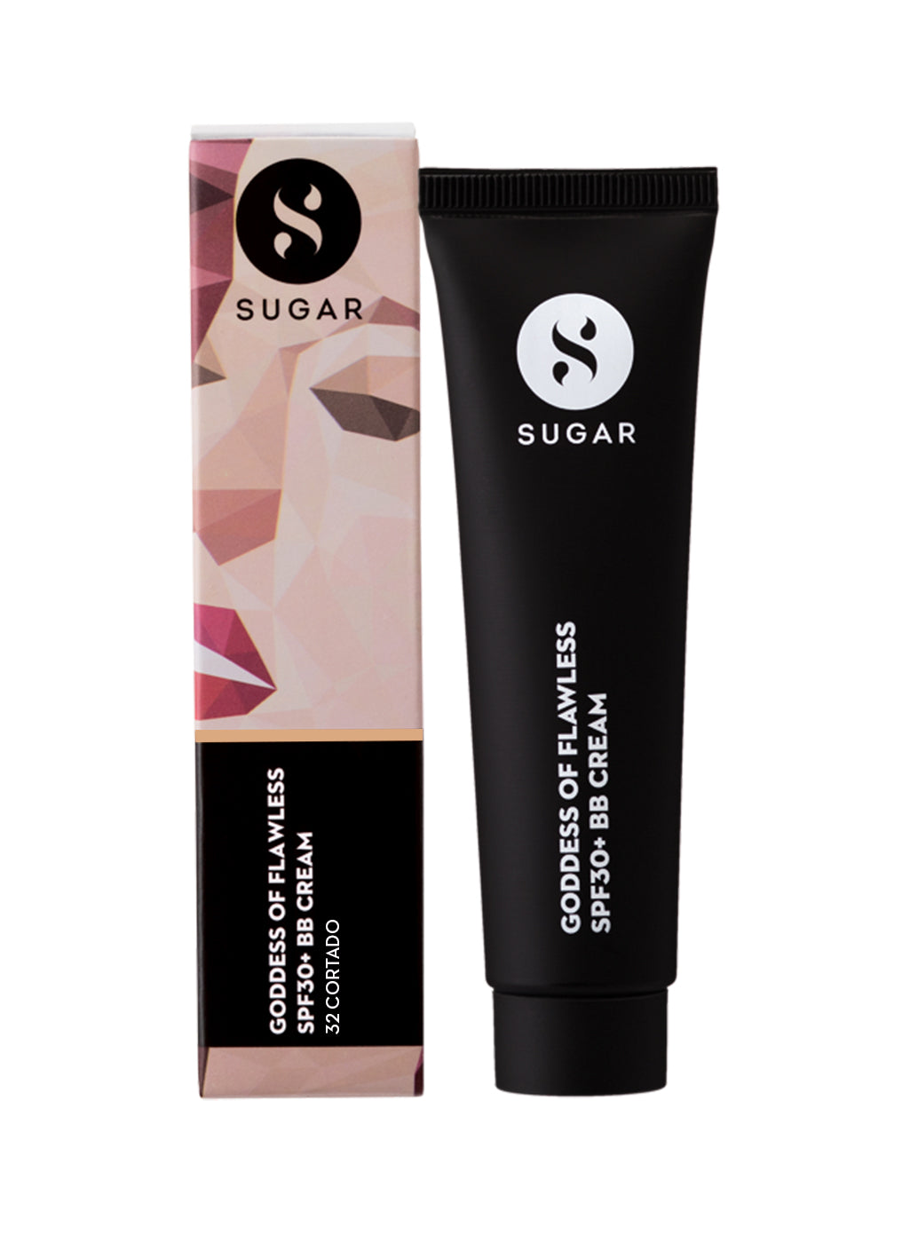SUGAR Goddess Of Flawless SPF30+ BB Cream - 32 Cortado (Medium)