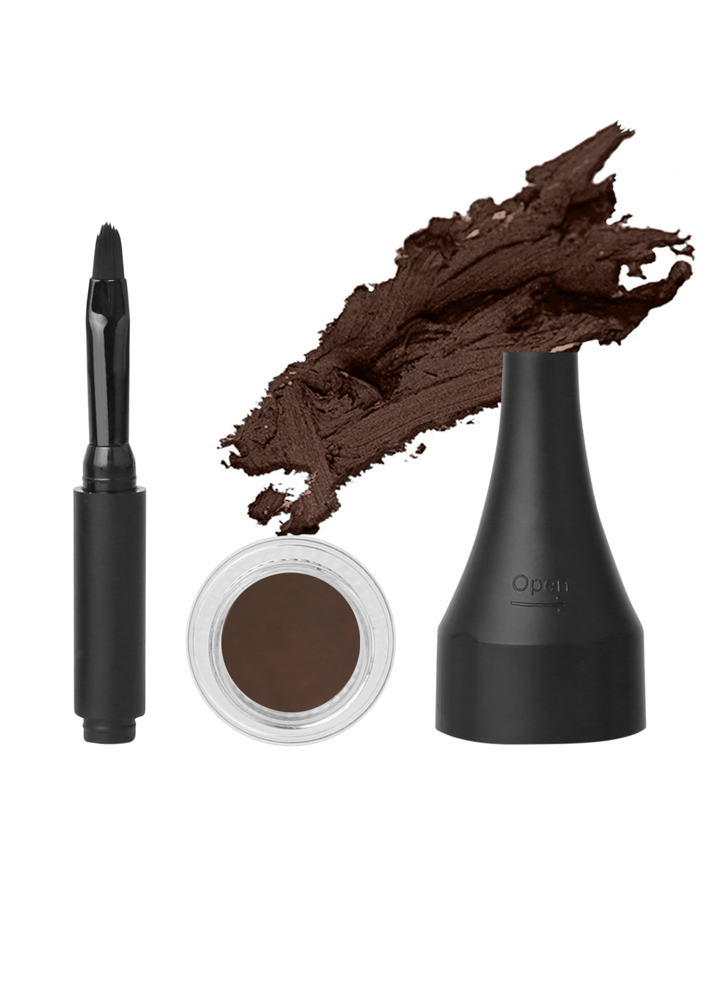 SUGAR Born To Wing Gel Eyeliner - 03 Brown Sugar (Walnut Brown)