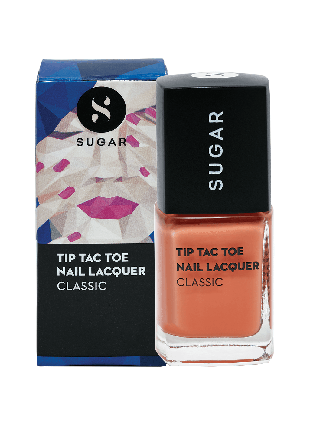 Tip Tac Toe Nail Lacquer - 067 Fan The Flame (Pastel Orange)