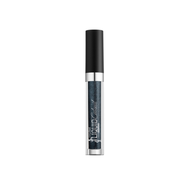 Wet N Wild MegaLast Liquid Catsuit Metallic Eyeshadow - Gun Metal