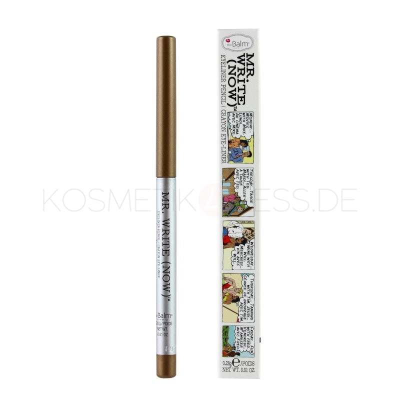 theBalm Mr. Write (Now) Eyeliner Pencil (GWP)