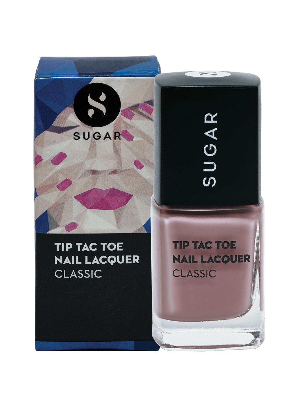 Tip Tac Toe Nail Lacquer - 017 Lilac Lustre (Pink Lilac)